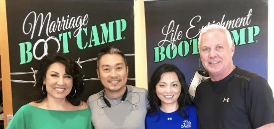 Attend Life Enrichement Boot Camp